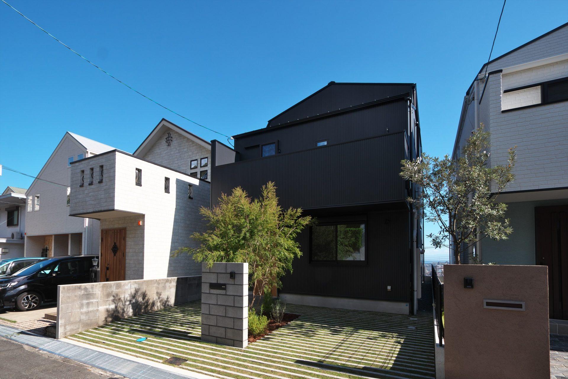 甲南台の家