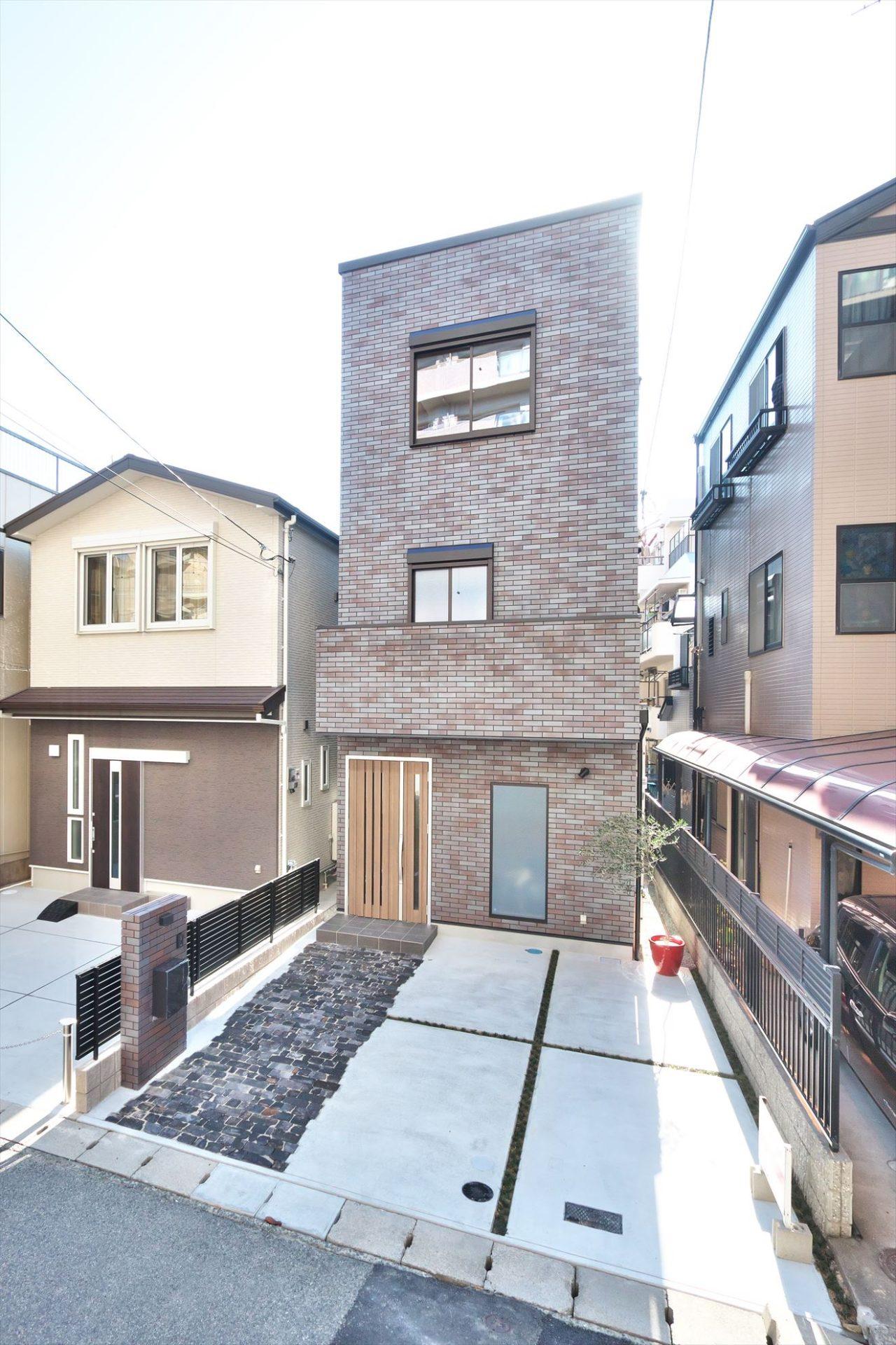 本山南町の家