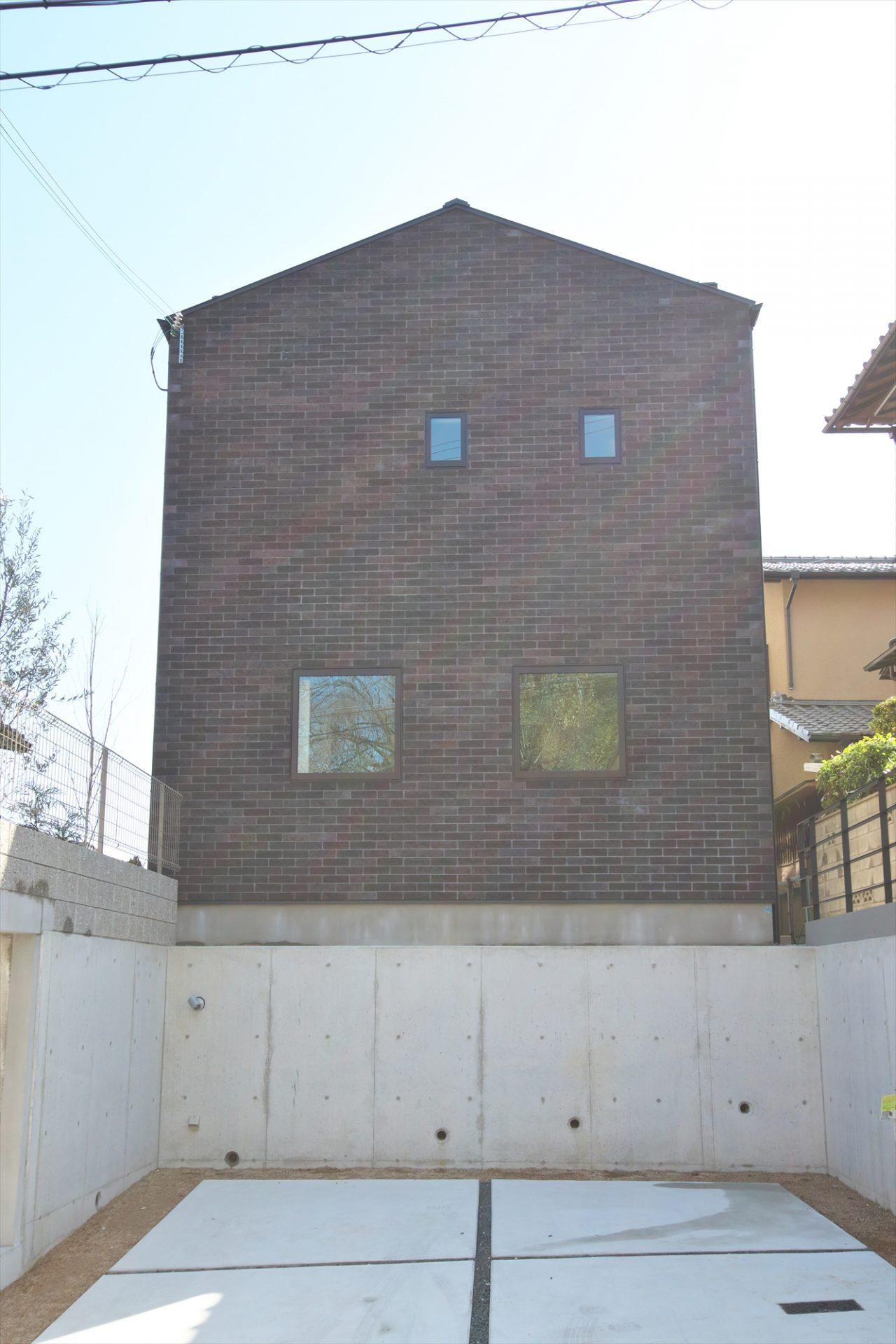 住吉山手の家