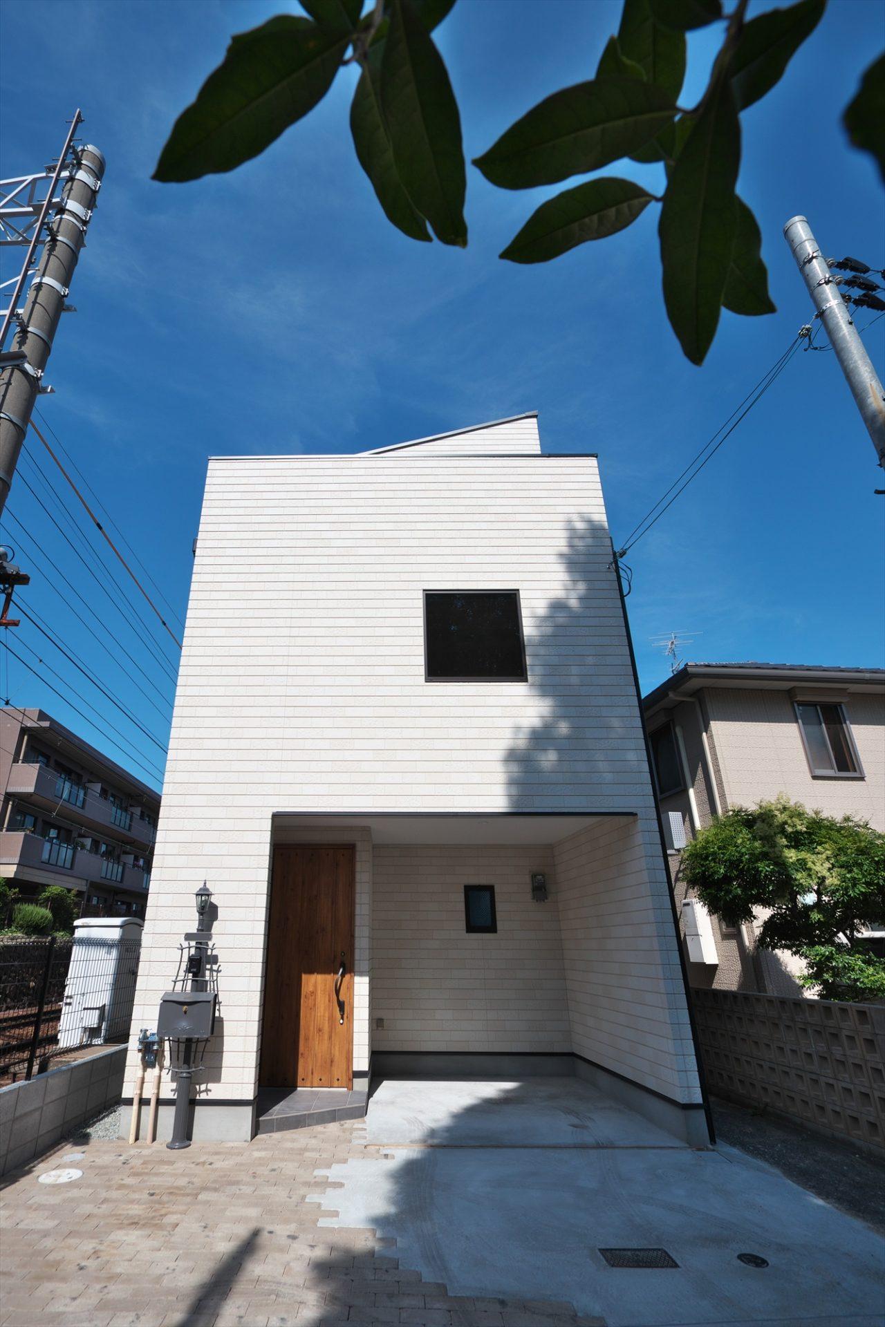 本山北町の家